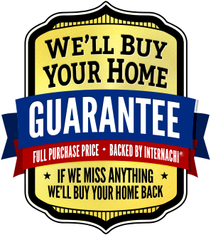 "InterNACHI ""I'll Buy Your Home"" Buyback Guarantee logo"