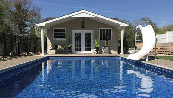 Pool and spa inspection services from Be Squared Home Inspection